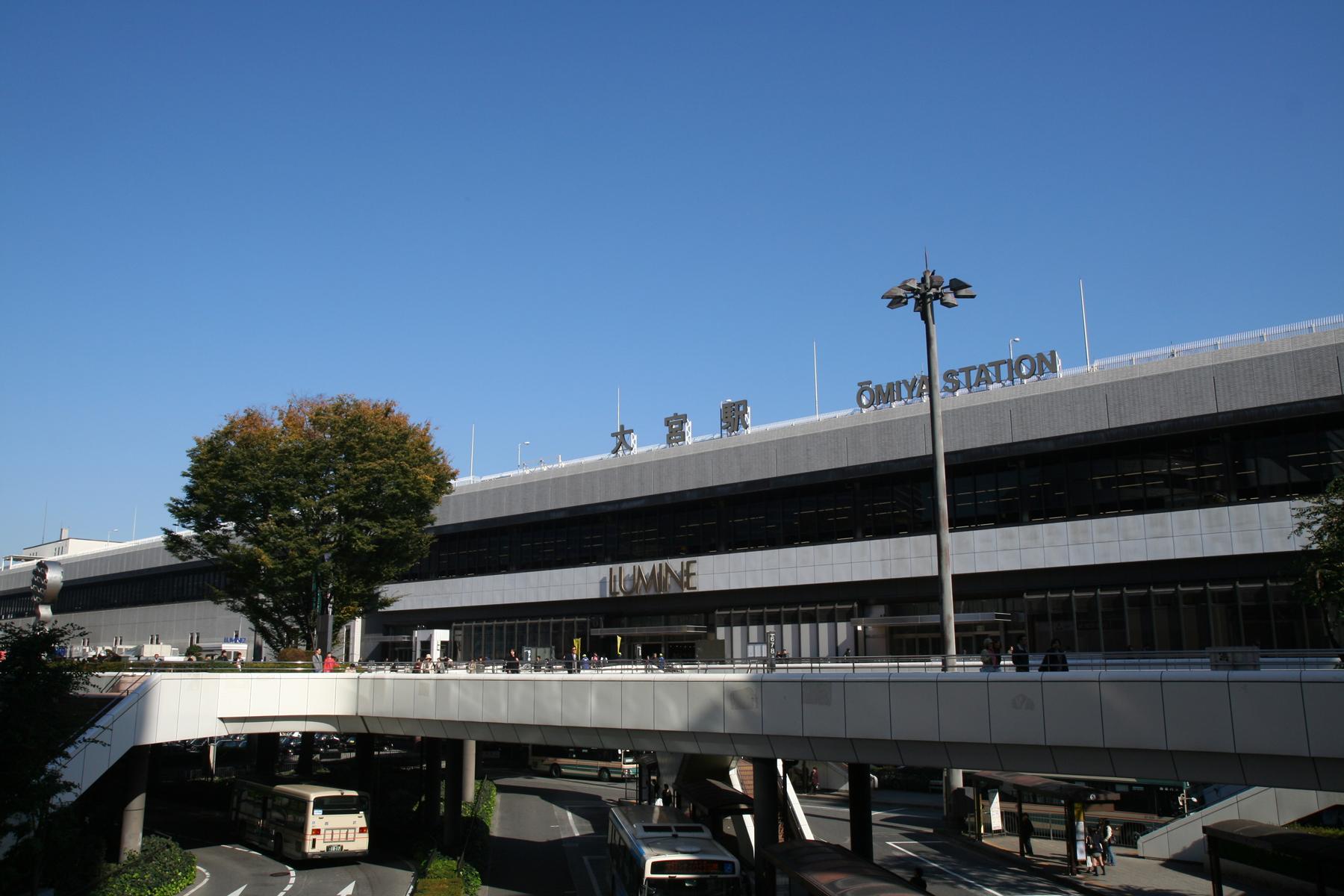 大宮 駅 駐 車場