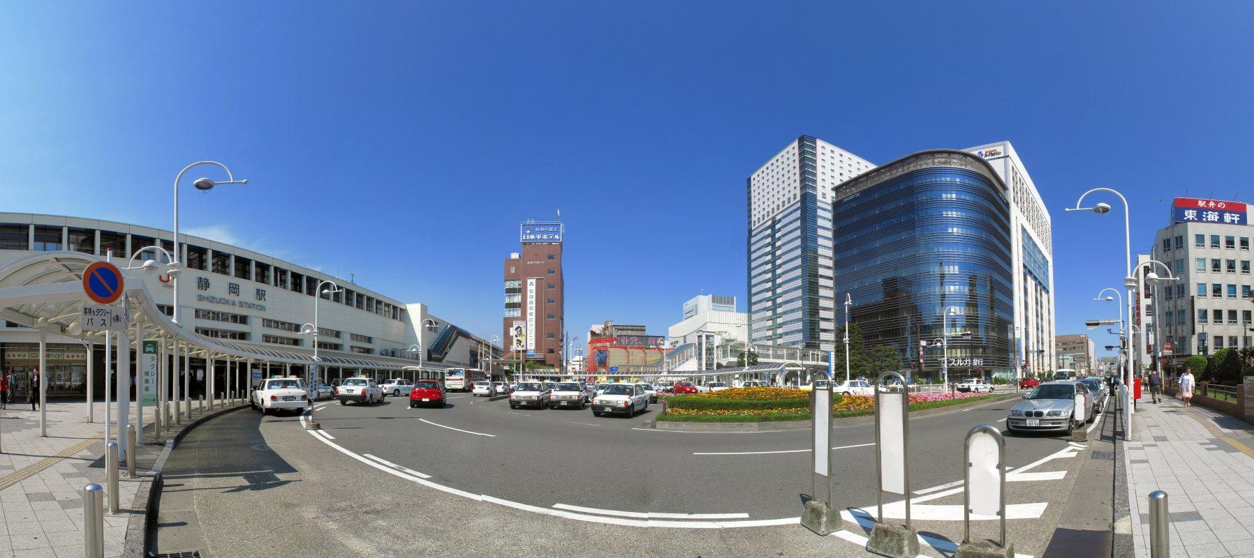 静岡駅 安い 駐車場