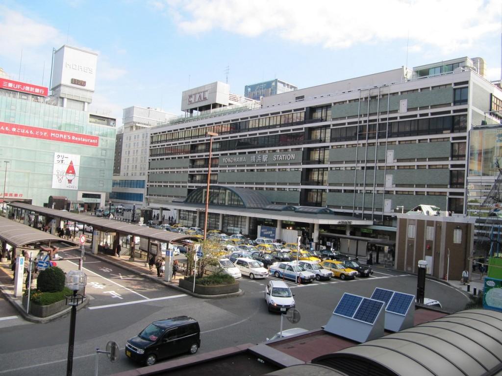 横浜駅 駐車場