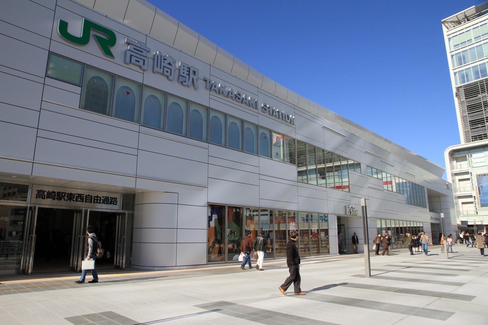高崎駅 駐車場 安い