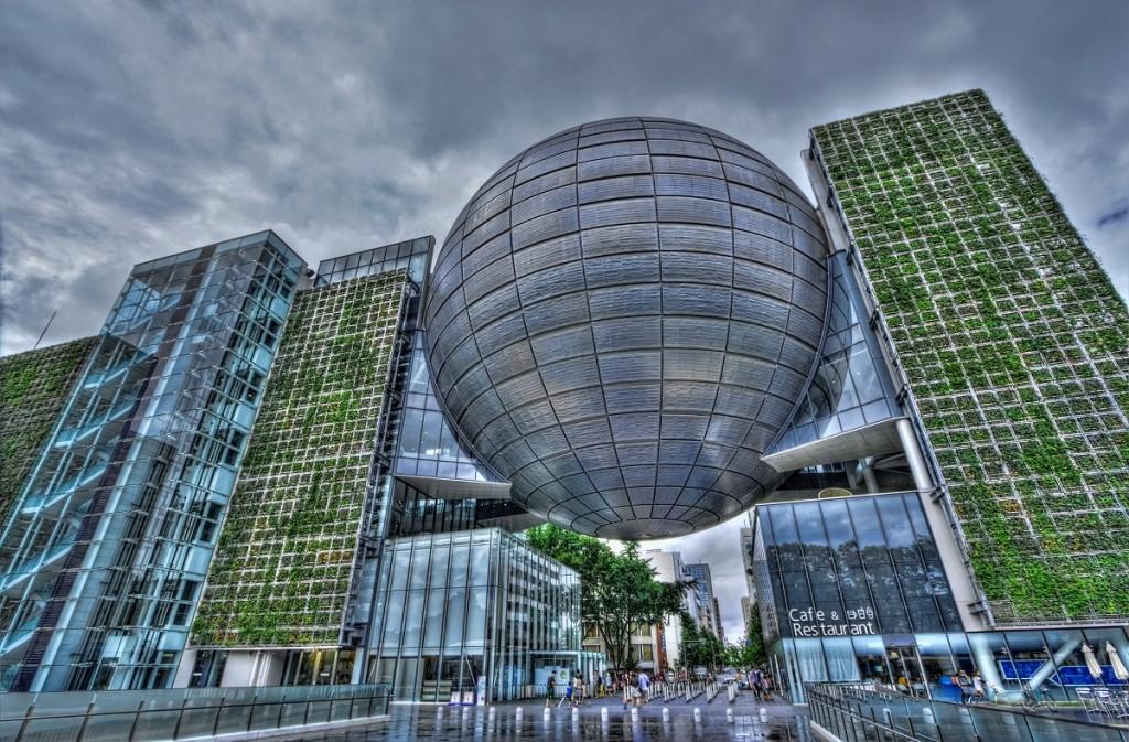 名古屋市科学館 駐車場 安い