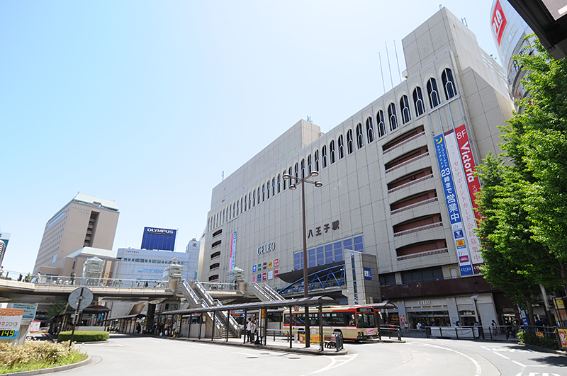 八王子駅 駐車場 安い