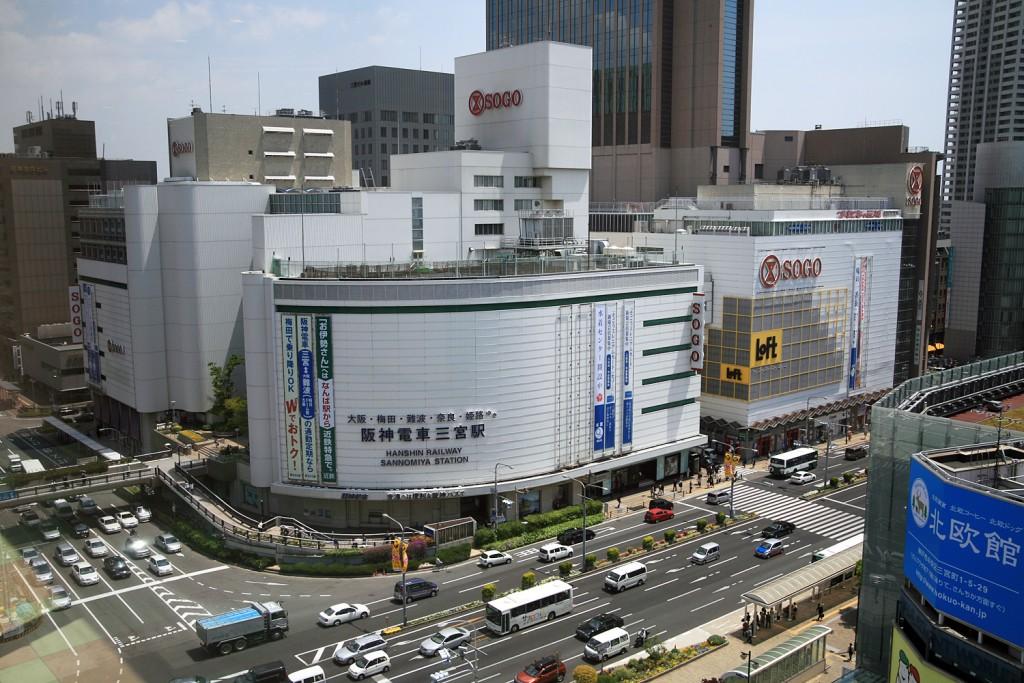 神戸三宮 駐車場 安い