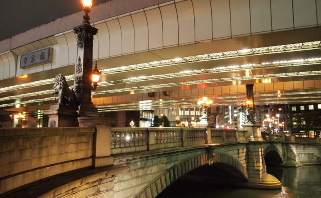 日本橋 駐車場 安い
