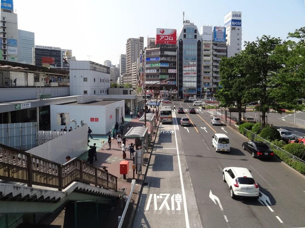 五反田駅 駐車場 安い
