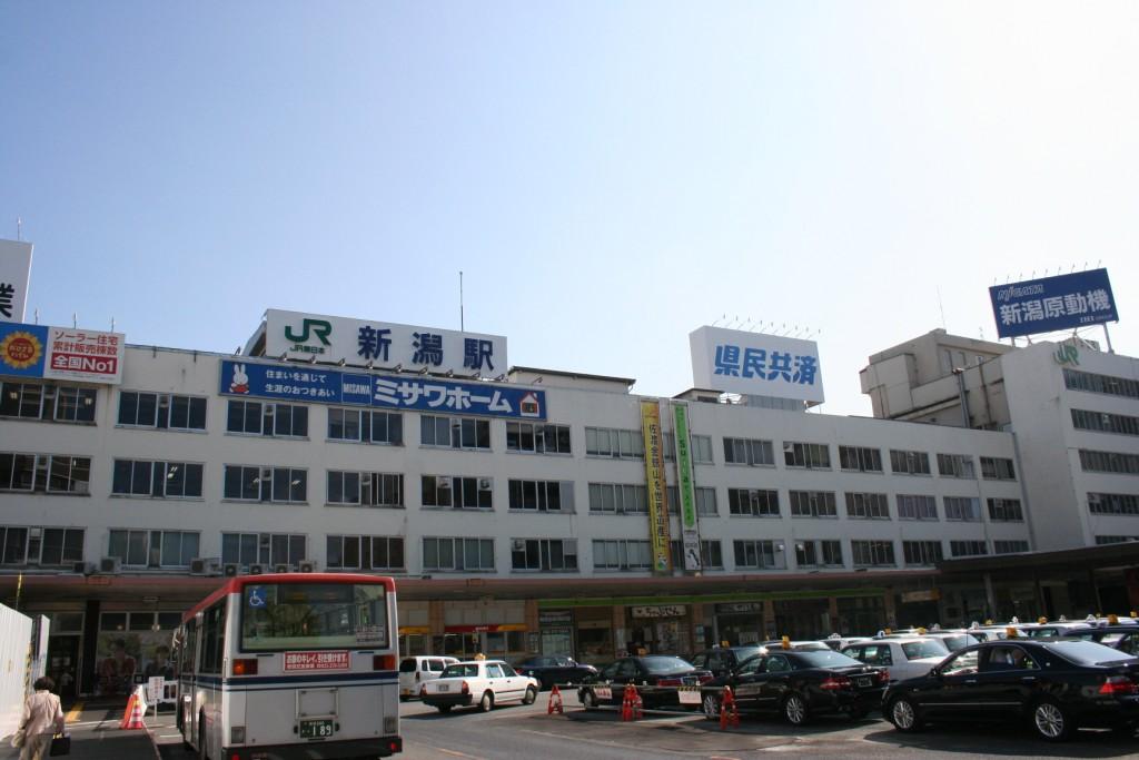 新潟駅 駐車場 安い