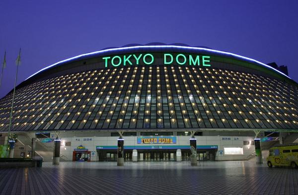 東京ドーム駐車場